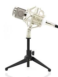 Недорогие -KEBTYVOR BM800 Кабель Микрофон Микрофон Конденсаторный микрофон Профессиональный Назначение Компьютерный микрофон