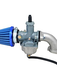 Недорогие -pz26 карбюраторный сальник воздушный фильтр для yx 125cc lifan 110cc грязь яма велосипед atv 26mm карбюратор