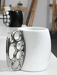 cheap -Drinkware China Mug Heat-Insulated 1pcs