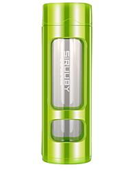 Недорогие -Drinkware Высокое боровое стекло / Полипропилен + ABS Стекло Теплоизолированные 1pcs