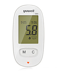 cheap -Factory OEM Blood Glucose Meter 580 for Men and Women Power-Off Protection / Power light indicator / Wireless use