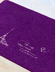 baratos -Os tapetes da área Casual / Modern Poliéster, Rectângular Qualidade superior Tapete