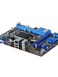 abordables -ASUS H61M-E carte mère Intel H81 INTEL LGA 1155