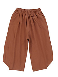 cheap -Kids Boys' Solid Colored Pants