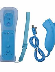 economico -WII Con filo Custodia protettiva / Controller di gioco Per Wii ,  Custodia protettiva / Controller di gioco Silicone / ABS 1pcs unità
