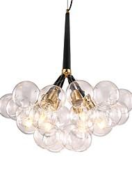 abordables -JLYLITE 6 lumières Grappe Lustre Lumière d'ambiance 110-120V / 220-240V Ampoule non incluse / 30-40㎡ / SAA / FCC / VDE / E26 / E27