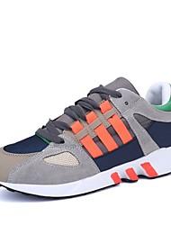 economico -Per donna Scarpe PU (Poliuretano) Estate Comoda scarpe da ginnastica Corsa Piatto Punta chiusa Nero / Arancione / Verde