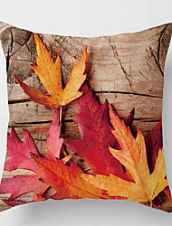 cheap -1 pcs Linen Pillow Case, Printing