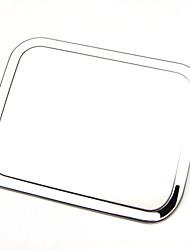 baratos -Tampas do tanque de combustível Prata For Chevrolet Vela / Cruze 2013 / 2012 / 2011 Aço Inoxidável Comum Externo