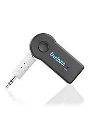 Недорогие -3,5 мм разъем Bluetooth 3.0 Aux аудио музыкальный приемник автомобильный комплект беспроводной динамик для наушников адаптер громкой связи