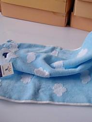 Недорогие -Свежий стиль Полотенца для мытья, Мультипликация Высшее качество Полиэстер / хлопок Чистый хлопок Полотняное плетение 1pcs