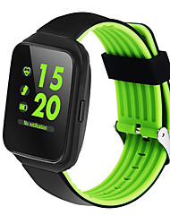cheap -Smartwatch STZ40 for Android 4.3 and above / iOS 7 and above Heart Rate Monitor / Blood Pressure Measurement / Pedometers / Calories Burned / Long Standby / Touch Screen / Water Resistant / Water