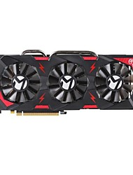 Недорогие -MAXSUN Video Graphics Card GTX1060 / GTX1050 1354-1455 МГц 8000 МГц 8 GB / 256 бит GDDR5X