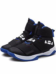 abordables -Homme Chaussures de confort Polyuréthane Printemps Chaussures d'Athlétisme Basketball Noir / bleu. / Blanc et vert / Noir / Jaune