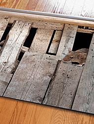 baratos -Os tapetes da área Modern Outros Material, Retângular Qualidade superior Tapete