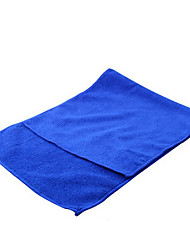 cheap -Fresh Style Hand Towel, Solid Colored Superior Quality Polyester / Cotton Blend Polyester Blend 1pcs Hand Towel