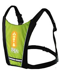abordables -Eclairage sécurité vélo / Ecarteur de danger LED LED Cyclisme Télécommande / Imperméable / Légère Batterie Li-ion rechargeable 100lm