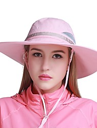 cheap -VEPEAL Hat Summer Quick Dry / Windproof / Breathability Fishing / Traveling / Walking Women's Chinlon Patchwork / Mesh