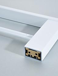 abordables -Barre porte-serviette Multifonction Moderne Laiton 1pc Montage mural