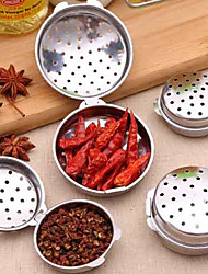cheap -Kitchen Tools Stainless steel Creative Kitchen Gadget Herb & Spice Tools Spices 1pc