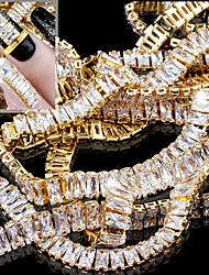 cheap -10 pcs Outfits Metallic Crystal Wedding / Party Evening / Dailywear Nail Art Design / Nail Art Drill Kit