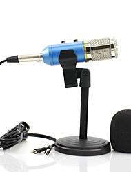 Недорогие -KEBTYVOR MK-F200FL Кабель Микрофон Микрофон Конденсаторный микрофон Ручной микрофон Назначение Компьютерный микрофон