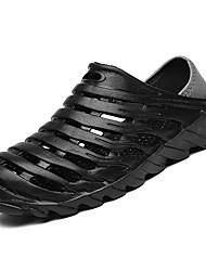 cheap -Men's EVA(ethylene-vinyl acetate copolymer) Summer Comfort Sandals Orange / Gray / Blue