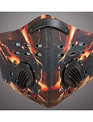 abordables -Masque de protection contre la pollution Toutes les Saisons Garder au chaud / Pare-vent / Résistant à la poussière Camping / Randonnée / Activités Extérieures / Cyclisme / Vélo Unisexe Polyester