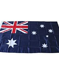 abordables -Décorations de vacances Coupe du monde / Évènements sportifs Drapeau national Australie 1pc