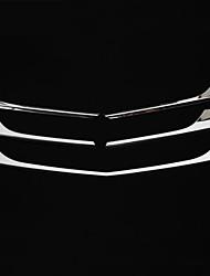 abordables -5pcs Voiture Décoration de grille avant de voiture Business Type de pâte For Grille avant de voiture For Mercedes-Benz VITO Box 2017 /