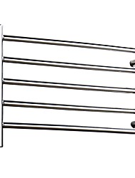 cheap -Electric Warmer Towel Bars Heated Thermostatic Towel Rack Full Welding 304# Stainless Steel Rustproof Mirror Polished Drying Rack W5