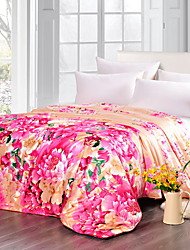 cheap -Comfortable - 1pc Bedspread Summer Polyester Floral