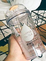 Недорогие -Drinkware Пластик Бокал Теплоизолированные 1pcs