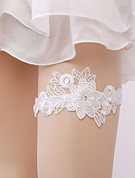 cheap -Lace Classic Jewelry / Lace Wedding Garter 617 Lace Garters Wedding / Party & Evening