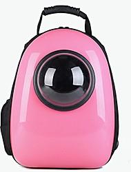 preiswerte -Hunde / Hasen / Katzen Transportbehälter &Rucksäcke Haustiere Träger Tragbar / Wasserdicht / Mini Solide / Klassisch / Modisch Schwarz /