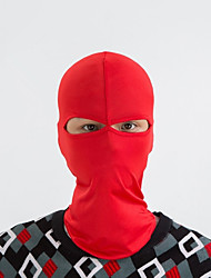 cheap -Balaclava / Pollution Protection Mask All Seasons Keep Warm / Fast Dry / Windproof Camping / Hiking / Ski / Snowboard / Outdoor Exercise Unisex Spandex Solid Colored