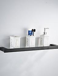 Недорогие -Полка для ванной Многофункциональный Современный Нержавеющая сталь На стену