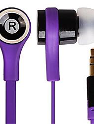 Недорогие -В ухе Проводное Наушники наушник Медь Мобильный телефон наушник наушники
