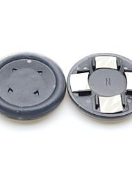 abordables -NS Kits d'accessoires de contrôleur de jeu Pour Nintendo Commutateur ,  Portable Kits d'accessoires de contrôleur de jeu Silicone 2 pcs unité