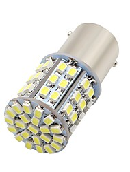 Недорогие -SO.K 10 шт. 1156 / BA15S Мотоцикл / Автомобиль Лампы 3 W SMD 3020 250 lm 64 Светодиодная лампа Противотуманные фары / Фары дневного света / Лампа поворотного сигнала For Универсальный Все года