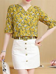 お買い得  -女性用 セット ソリッド スカート