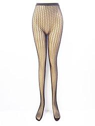 abordables -Mujer Panti Fino - Jacquard