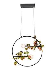 cheap -Artistic Chic & Modern Chandelier Downlight - Matte, 110-120V 220-240V, Warm White, Bulb Included
