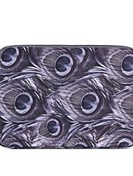 "abordables -Textil Patrón / Plumas Mangas Laptop de 13 """