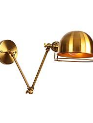 cheap -New Design / Creative LED / Retro / Vintage Swing Arm Lights Living Room / Study Room / Office Metal Wall Light 110-120V / 220-240V 4W