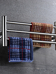 cheap -Electric Warmer Towel Bars Heated Thermostatic Kitchen Towel Rack Full Welding 304# Stainless Steel Rustproof Mirror Polished Drying Rack K3