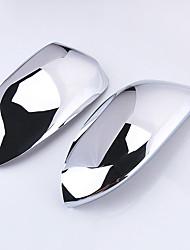 abordables -2pcs Voiture Couvre-rétroviseurs latéraux Business Type de pâte For Rétroviseur gauche / Rétroviseur droit For Toyota RAV4 2015 / 2014