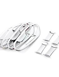 economico -12pcs Auto Porta Ciotola / Maniglie Lavoro Incolla il tipo For Portiera dell'automobile For Ford Escort Tutti gli anni
