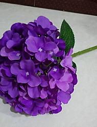 cheap -Artificial Flowers 1 Branch Stylish / Modern Hydrangeas Tabletop Flower