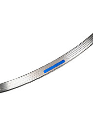 cheap -80*15*15cm Car Threshold Bar for Car Trunk Internal Business / Common Stainless steel For Volkswagen All years Teramont